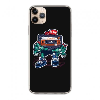 Zombie Cassette Tape Iphone 11 Pro Max Case Designed By Andr1