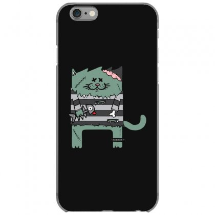 Zombie Cat Iphone 6/6s Case Designed By Andr1