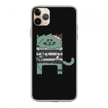 Zombie Cat Iphone 11 Pro Max Case Designed By Andr1