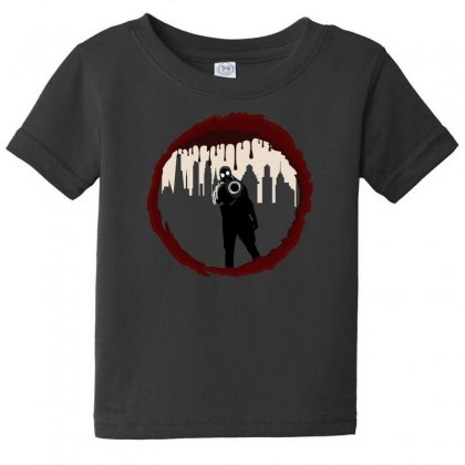 Zombie Control (shooter) Baby Tee Designed By Andr1