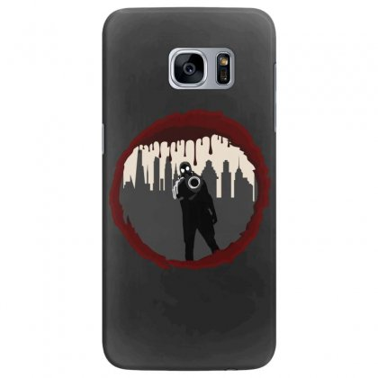 Zombie Control (shooter) Samsung Galaxy S7 Edge Case Designed By Andr1