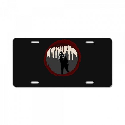 Zombie Control (shooter) License Plate Designed By Andr1