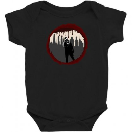 Zombie Control (shooter) Baby Bodysuit Designed By Andr1