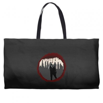 Zombie Control (shooter) Weekender Totes Designed By Andr1