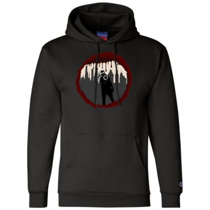 Zombie Control (shooter) Champion Hoodie Designed By Andr1