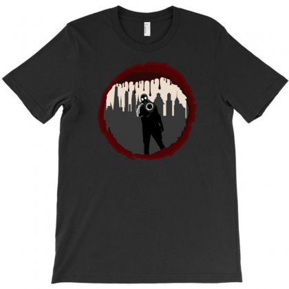 Zombie Control (shooter) T-shirt Designed By Andr1
