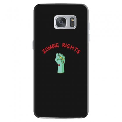 Zombie Rights Samsung Galaxy S7 Case Designed By Andr1