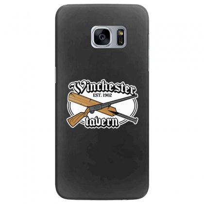 Zombies Tavern Samsung Galaxy S7 Edge Case Designed By Andr1