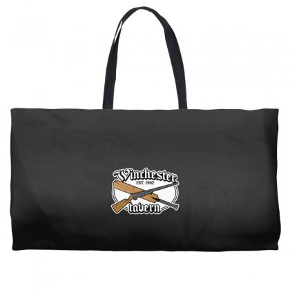 Zombies Tavern Weekender Totes Designed By Andr1
