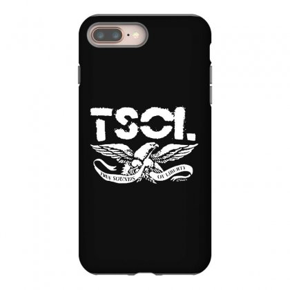 Tsol Eagle Iphone 8 Plus Case Designed By Pinkanzee