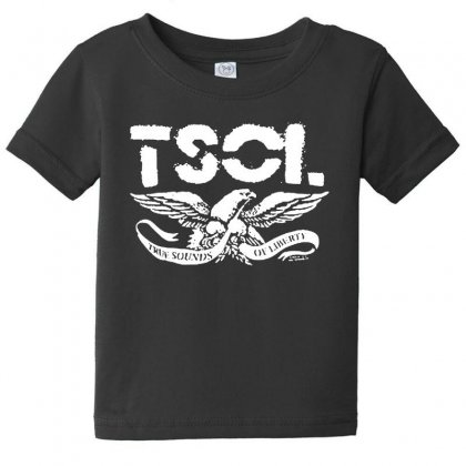 Tsol Eagle Baby Tee Designed By Pinkanzee