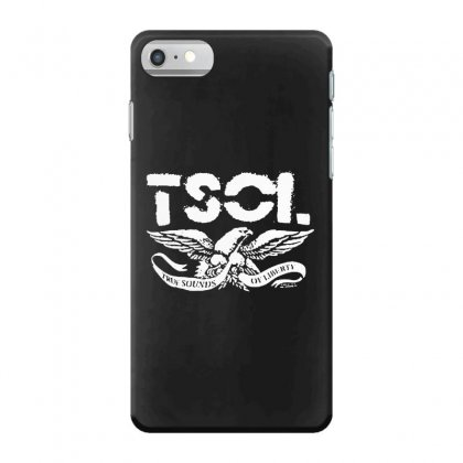 Tsol Eagle Iphone 7 Case Designed By Pinkanzee