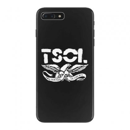Tsol Eagle Iphone 7 Plus Case Designed By Pinkanzee