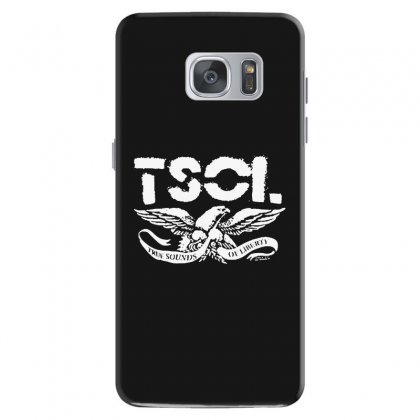 Tsol Eagle Samsung Galaxy S7 Case Designed By Pinkanzee