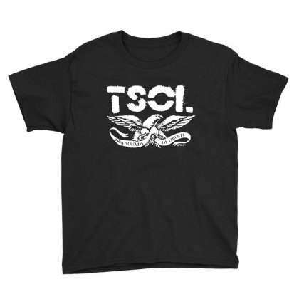 Tsol Eagle Youth Tee Designed By Pinkanzee