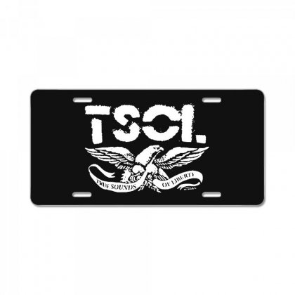 Tsol Eagle License Plate Designed By Pinkanzee