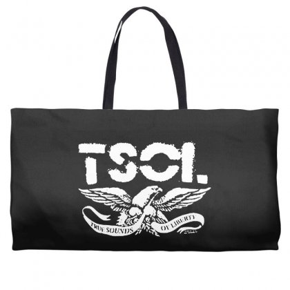 Tsol Eagle Weekender Totes Designed By Pinkanzee