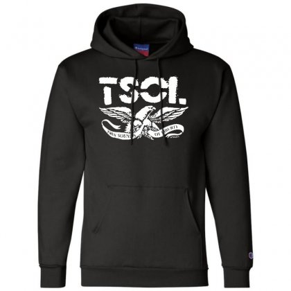 Tsol Eagle Champion Hoodie Designed By Pinkanzee