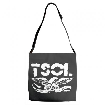 Tsol Eagle Adjustable Strap Totes Designed By Pinkanzee