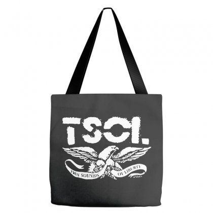 Tsol Eagle Tote Bags Designed By Pinkanzee