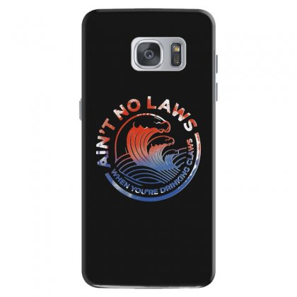 Trevor Wallace White Claw Samsung Galaxy S7 Case Designed By Pinkanzee
