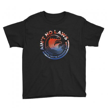 Trevor Wallace White Claw Youth Tee Designed By Pinkanzee