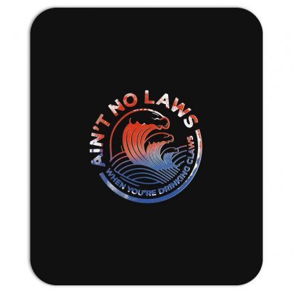 Trevor Wallace White Claw Mousepad Designed By Pinkanzee