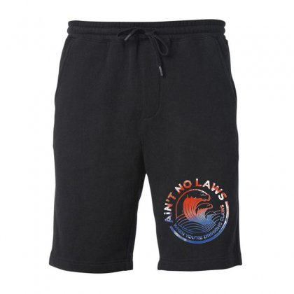 Trevor Wallace White Claw Fleece Short Designed By Pinkanzee