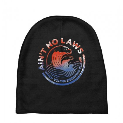 Trevor Wallace White Claw Baby Beanies Designed By Pinkanzee
