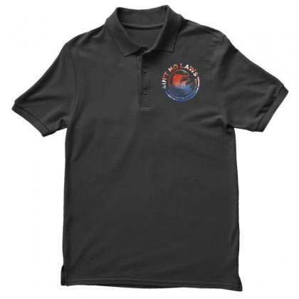 Trevor Wallace White Claw Men's Polo Shirt Designed By Pinkanzee