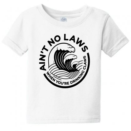 Trevor Wallace White Claw For Light Baby Tee Designed By Pinkanzee