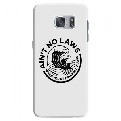 Trevor Wallace White Claw For Light Samsung Galaxy S7 Case Designed By Pinkanzee