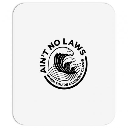 Trevor Wallace White Claw For Light Mousepad Designed By Pinkanzee