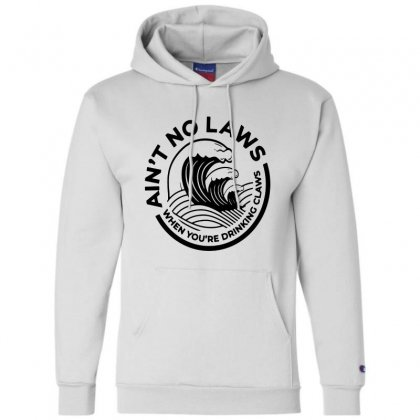 Trevor Wallace White Claw For Light Champion Hoodie Designed By Pinkanzee