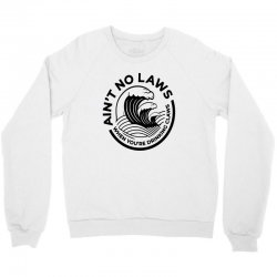 trevor wallace white claw for light Crewneck Sweatshirt | Artistshot