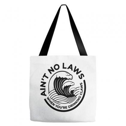 Trevor Wallace White Claw For Light Tote Bags Designed By Pinkanzee