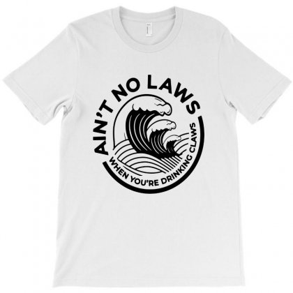 Trevor Wallace White Claw For Light T-shirt Designed By Pinkanzee