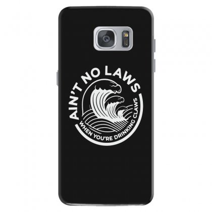 Trevor Wallace White Claw For Dark Samsung Galaxy S7 Case Designed By Pinkanzee