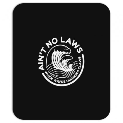 Trevor Wallace White Claw For Dark Mousepad Designed By Pinkanzee