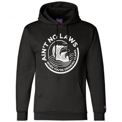 Trevor Wallace White Claw For Dark Champion Hoodie Designed By Pinkanzee