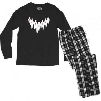 The Losers Men's Long Sleeve Pajama Set Designed By Pinkanzee