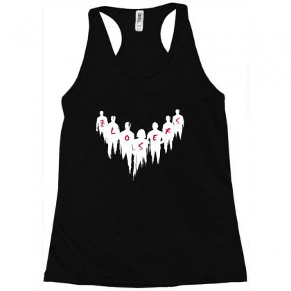 The Losers Racerback Tank Designed By Pinkanzee