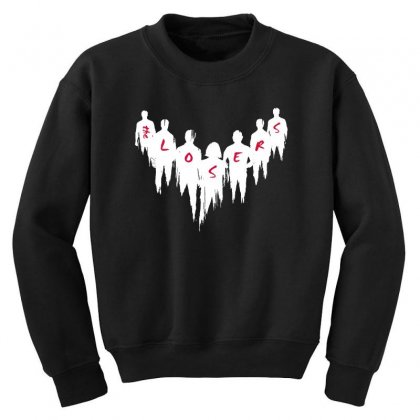 The Losers Youth Sweatshirt Designed By Pinkanzee