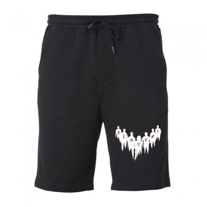 The Losers Fleece Short Designed By Pinkanzee