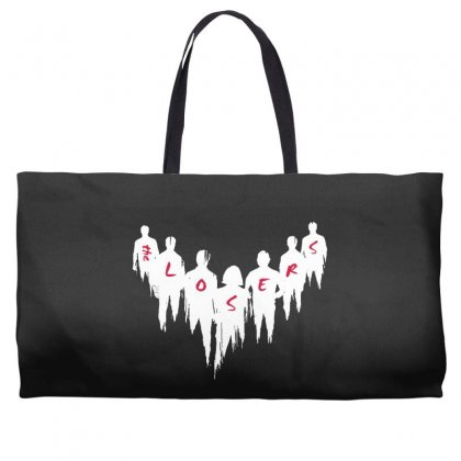 The Losers Weekender Totes Designed By Pinkanzee