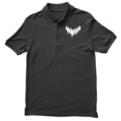 The Losers Men's Polo Shirt Designed By Pinkanzee