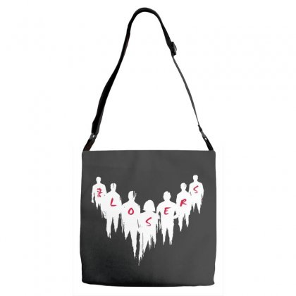 The Losers Adjustable Strap Totes Designed By Pinkanzee