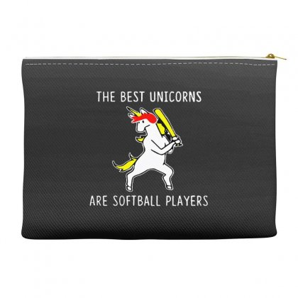 The Best Unicorns Are Softball Player Accessory Pouches Designed By Pinkanzee