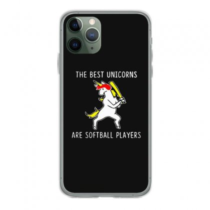 The Best Unicorns Are Softball Player Iphone 11 Pro Case Designed By Pinkanzee