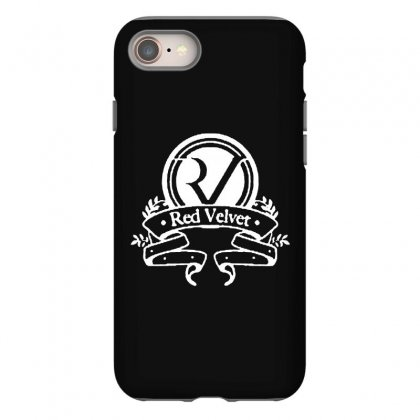 Red Velvet Rv Seal Iphone 8 Case Designed By Pinkanzee